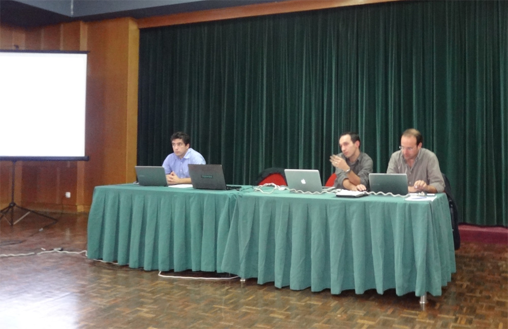 Workshop sobre Repositórios Open Access no 11º Congresso BAD