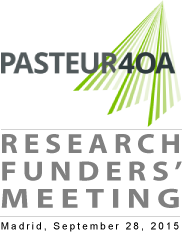 PASTEUR4OA SW Region Meeting of Research Funders @ FECYT | Madrid | Community of Madrid | Spain