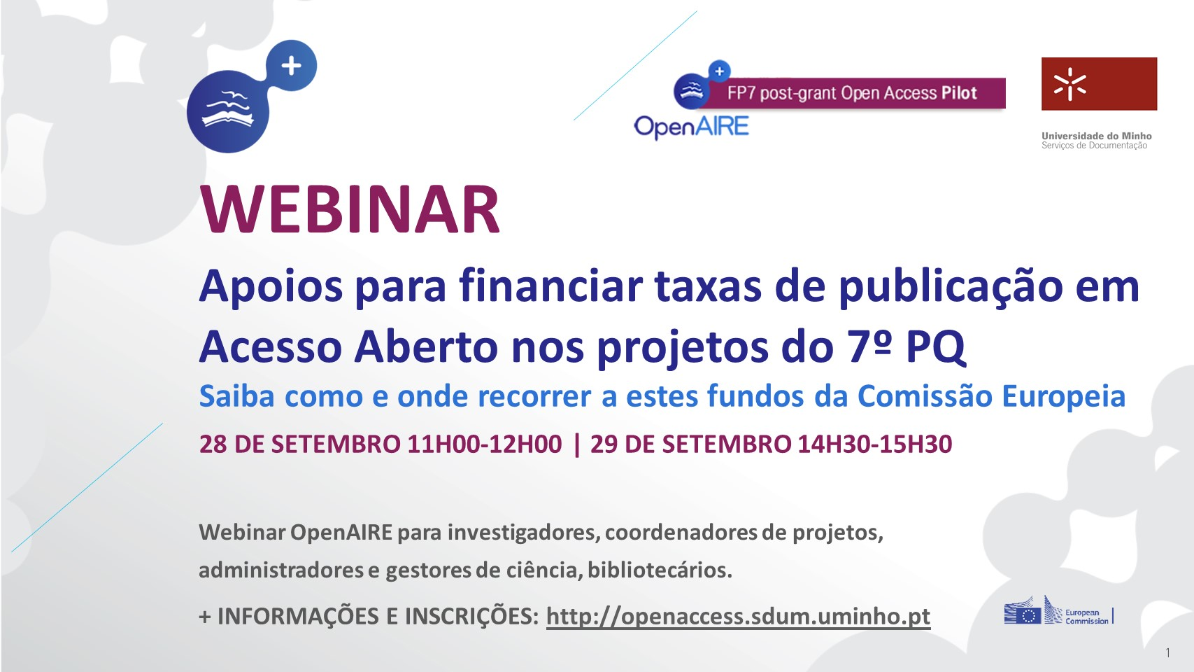 WebinarOpenAIRE_setembro2015_publishingfunds