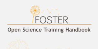 FOSTER Open Science Training Handbook