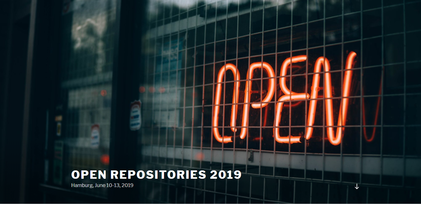 Open Repositories 2019 @ Hamburg, Germany | Hamburgo | Hamburgo | Alemanha